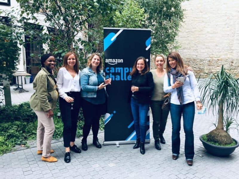 Amazon Campus Challenge vise à l'entrepreneuriat et l'accompagnement des jeunes pour accéder à l'emploi