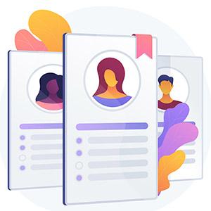 Créer des personas type pour mieux adresser ses clients